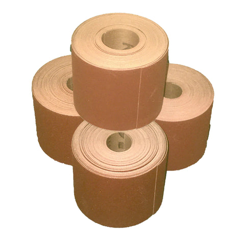 Sanding Cloth strip - ideal for sanding metal, wood and walking sticks.