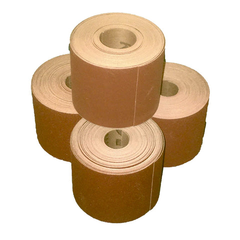 sanding cloth rolls - 50mm