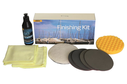Marine Finishing Kit