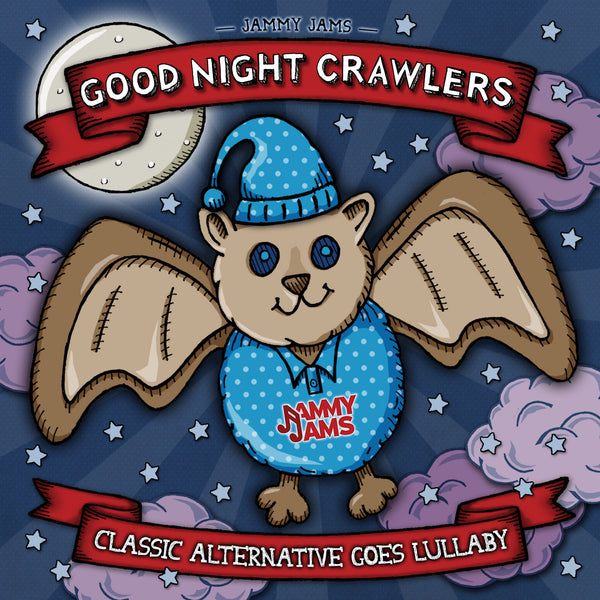 Good Night Crawlers: Classic Alternative Goes Lullaby