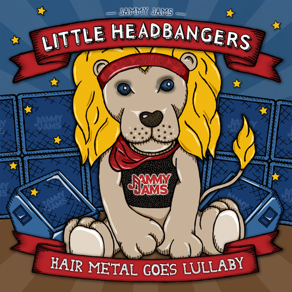 Little Headbangers: Hair Metal Goes Lullaby