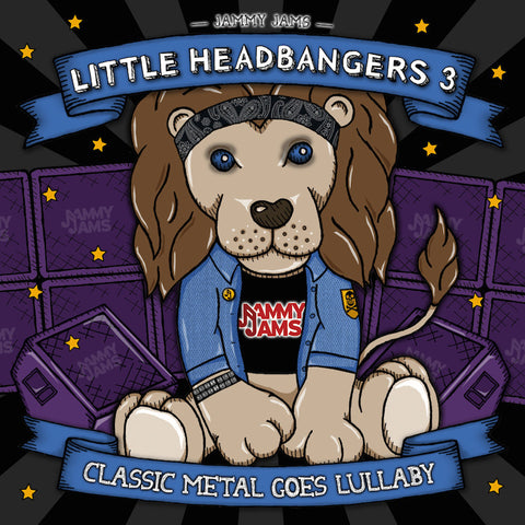Little Headbangers 3: Classic Metal Goes Lullaby - Jammy Jams