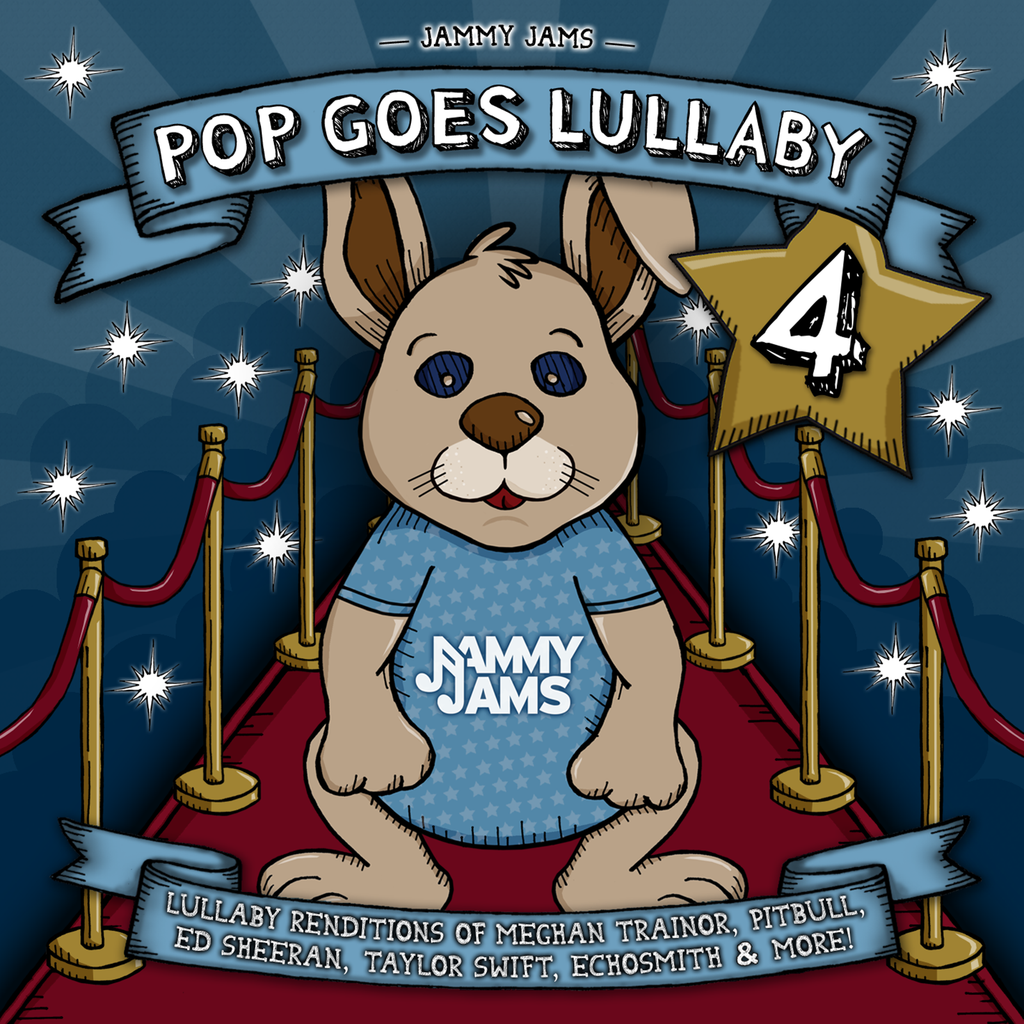 Pop Goes Lullaby 4 - Jammy Jams