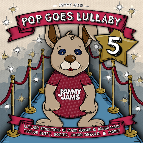 Pop Goes Lullaby 5 - Jammy Jams