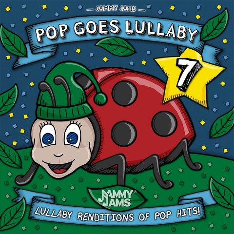 Pop Goes Lullaby 7: Lullaby Rendition of Pop Hits (CD+Digital Copy)