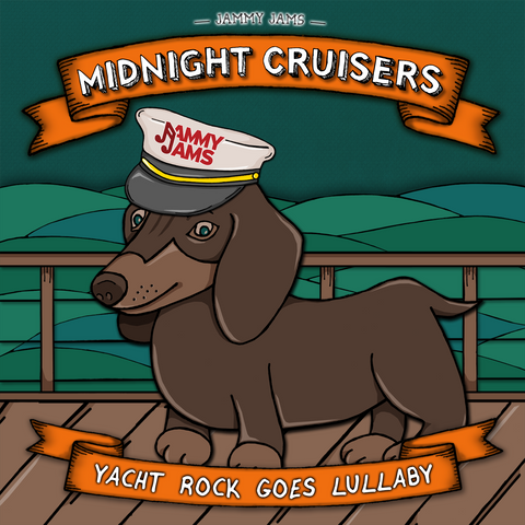 Midnight Cruisers: Yacht Rock Goes Lullaby
