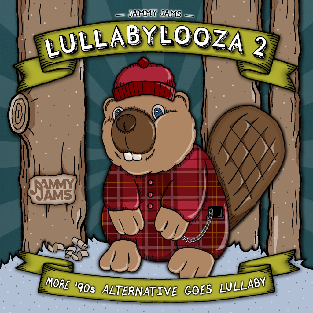 Lullabylooza 2: More '90s Alternative Goes Lullaby - Jammy Jams
