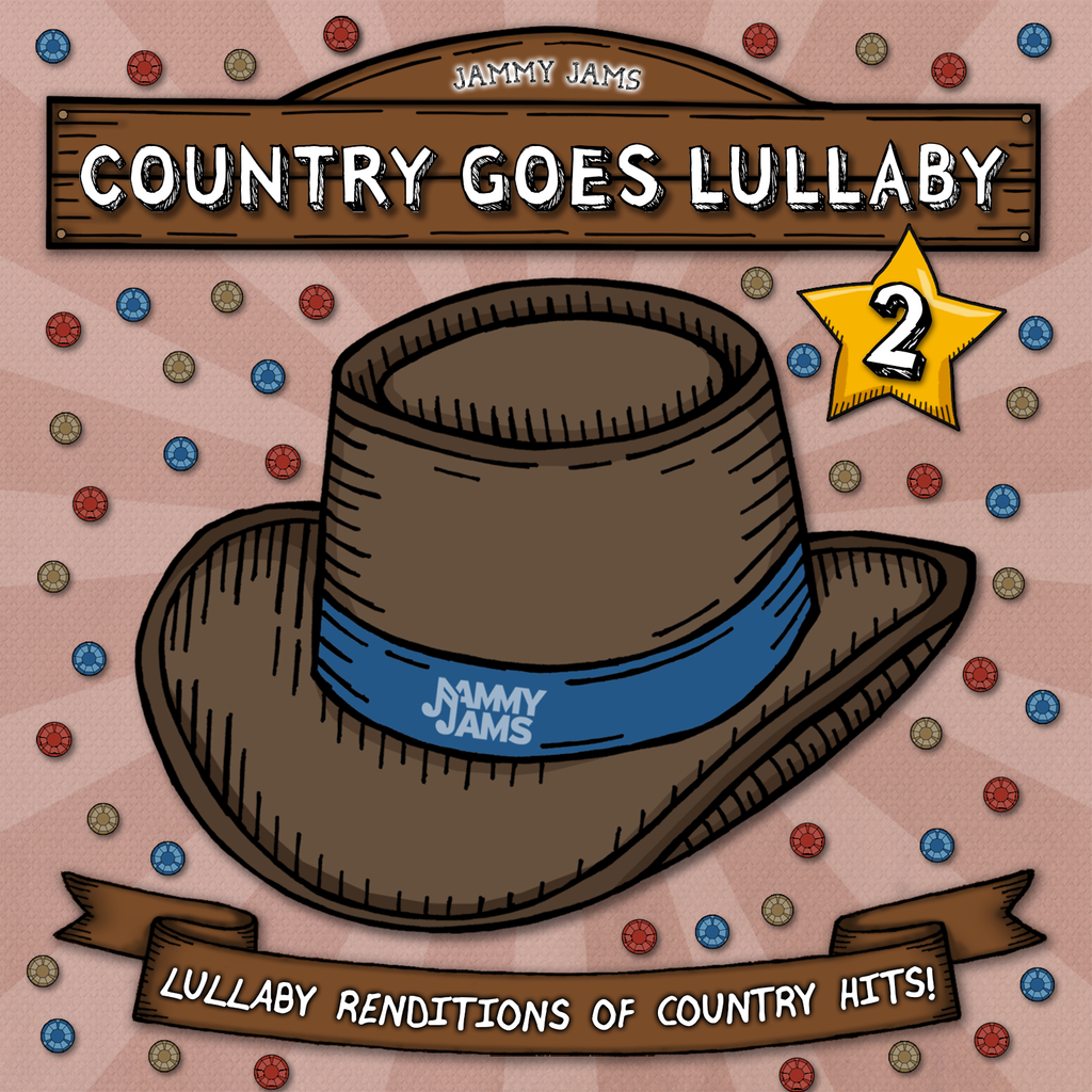 Country Goes Lullaby 2: Lullaby Renditions of Country Hits - Jammy Jams
