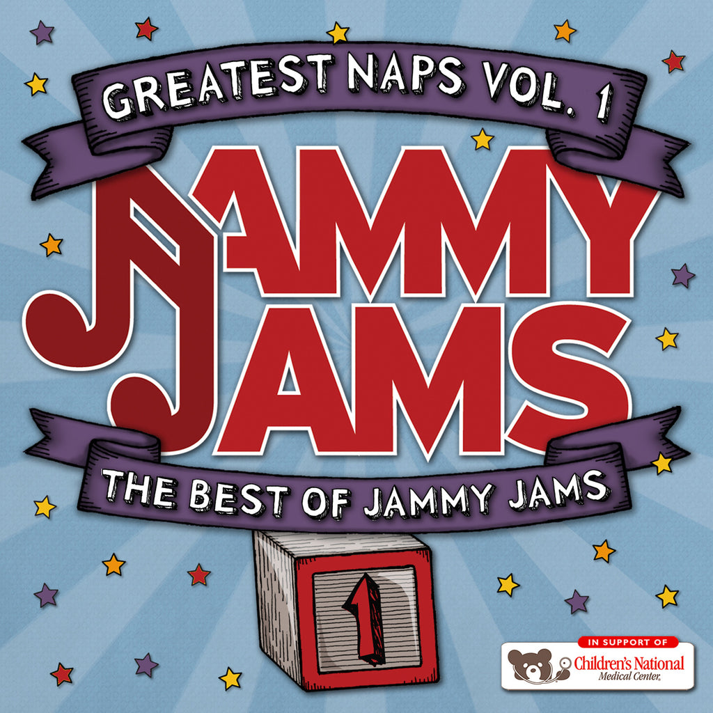 Greatest Naps, Vol. 1: The Best of Jammy Jams - Jammy Jams