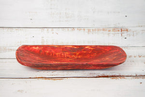 Red Dough Bowls