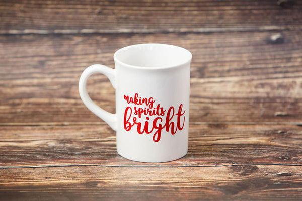 Making Spirits Bright Coffee Mug