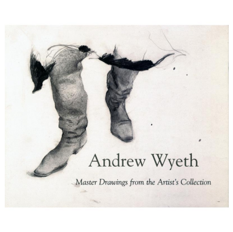 Brandywine Andrew Wyeth: Master Drawings