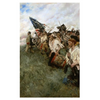 Brandywine The Nation Makers Print — Howard Pyle