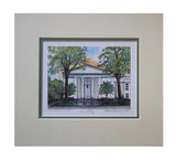 """Nassau Presbyterian Church - Princeton, NJ"" Print - Cranbury Station Gallery"
