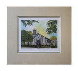 """St. Paul's Church - Princeton, NJ"" Print - Cranbury Station Gallery"