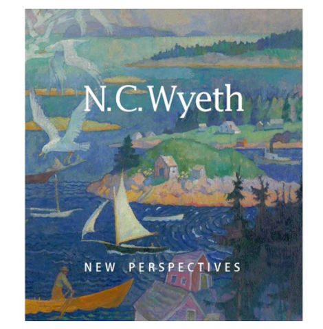 Brandywine N.C. Wyeth: New Perspectives Exhibition Catalogue