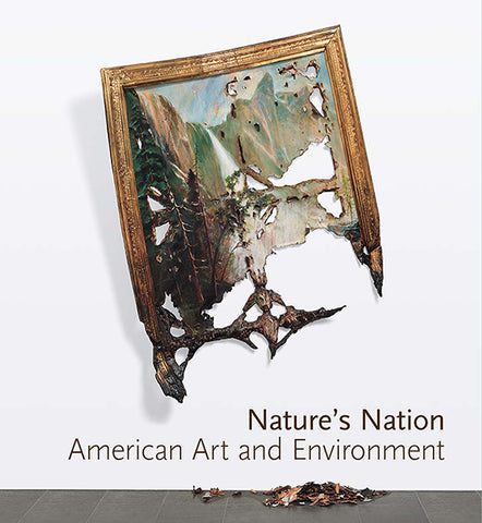 "Art Museum's ""Nature's Nation"" Exhibition Catalogue"