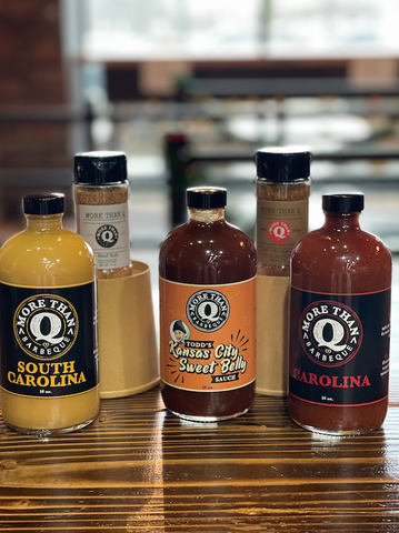 More than Q Individual Sauces