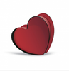 Baccarat Red Zinzin Heart from Hamilton Jewelers