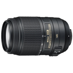Nikon 55-300mm f 4.5-5.6G ED VR AF-S DX Nikkor Zoom Lens for Nikon Digital SLR