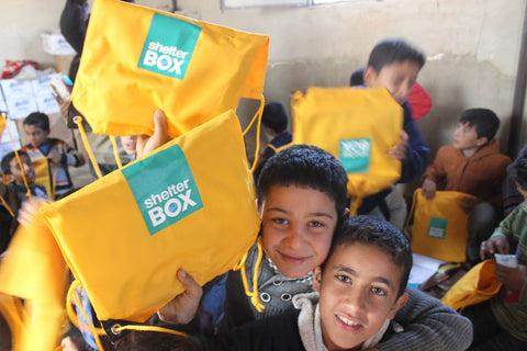 ShelterBox Global Gift - Children's Education