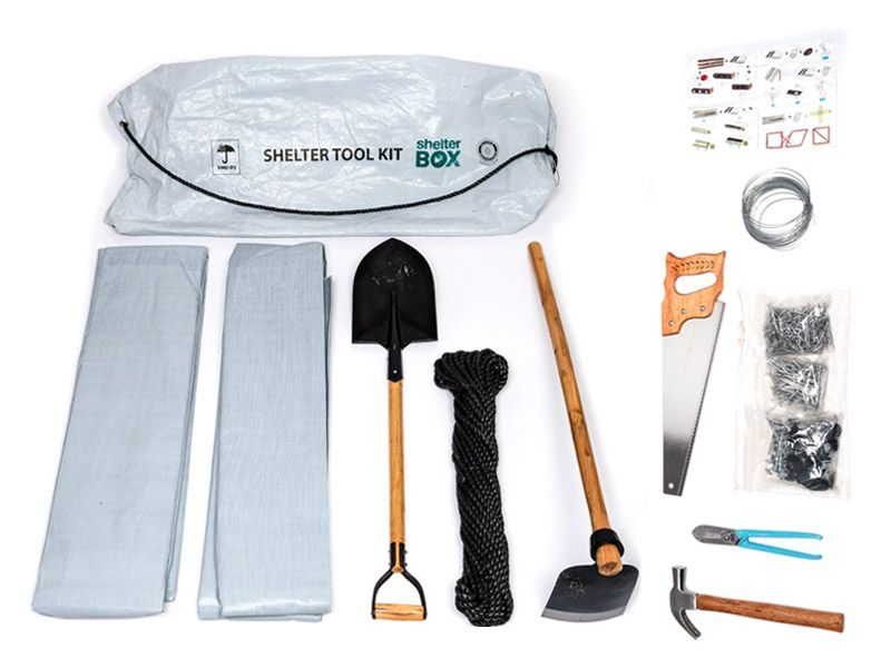 ShelterBox Global Gift - Tools for a New Beginning