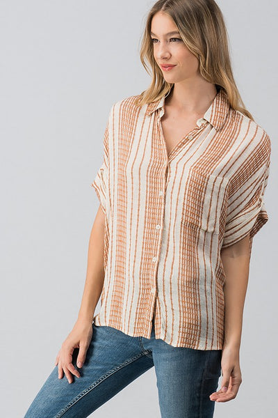 Zepplin Blouse
