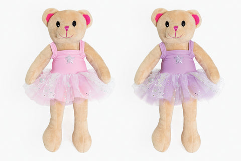 Sparkle Bear with Tutu
