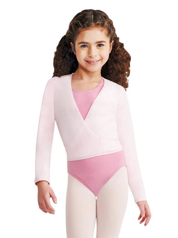 Capezio Ballet Wrap Sweater for Children