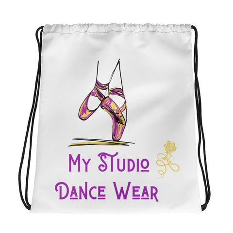 MSDW Drawstring Bag - All Over Print - Mock Up