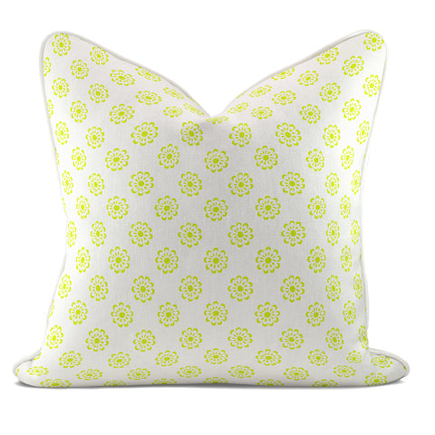 Rabbit Citrus Pillow Case
