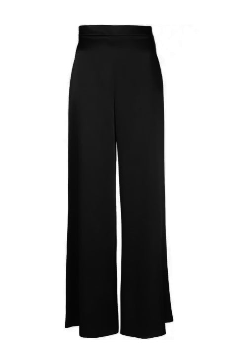 Midnight Satin Pant