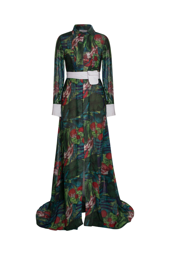 Rain Forest Bird Dress