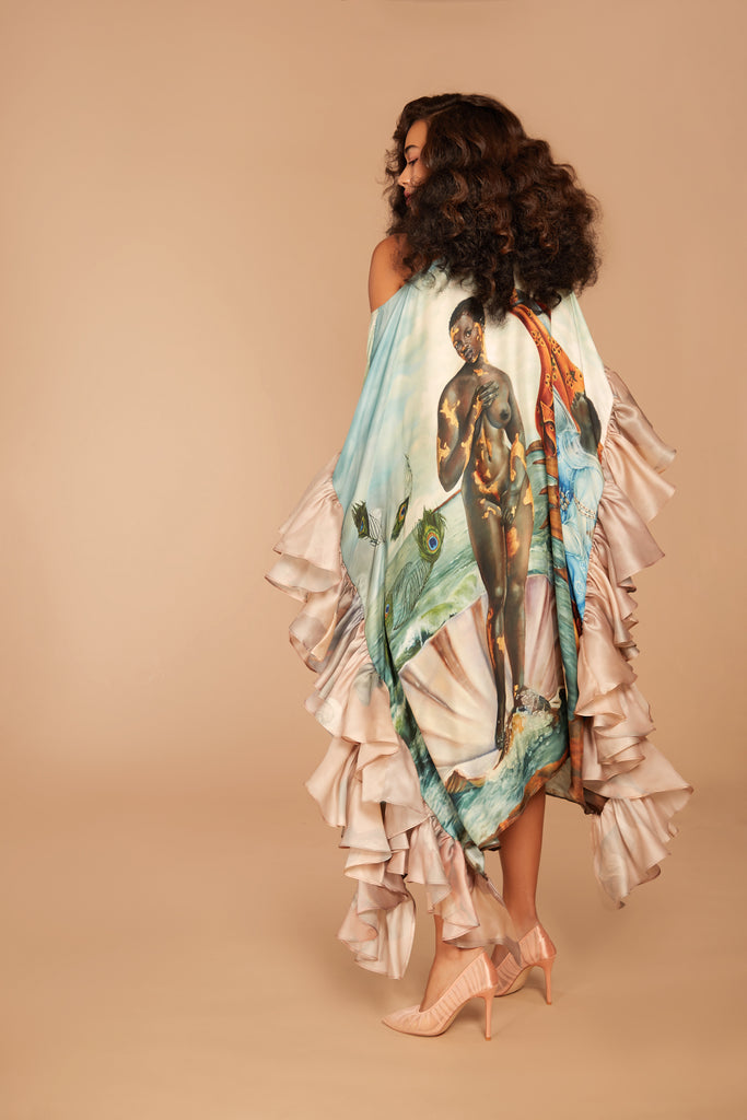 Oshun Caftan (Collectible)