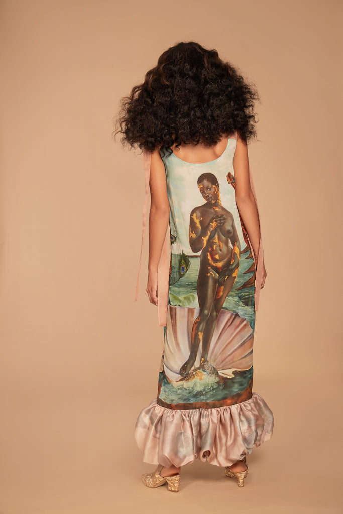 Oshun Slip Dress