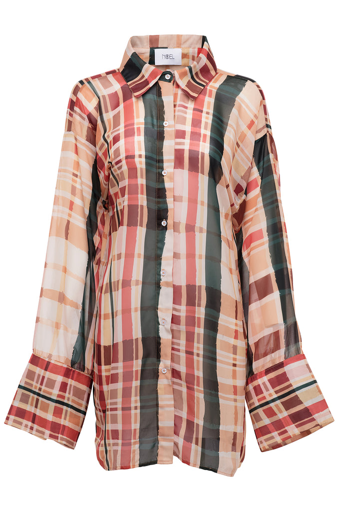 Paraclete Button Up Top