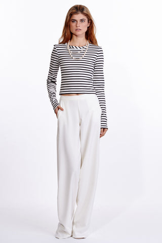 Nat Striped Top