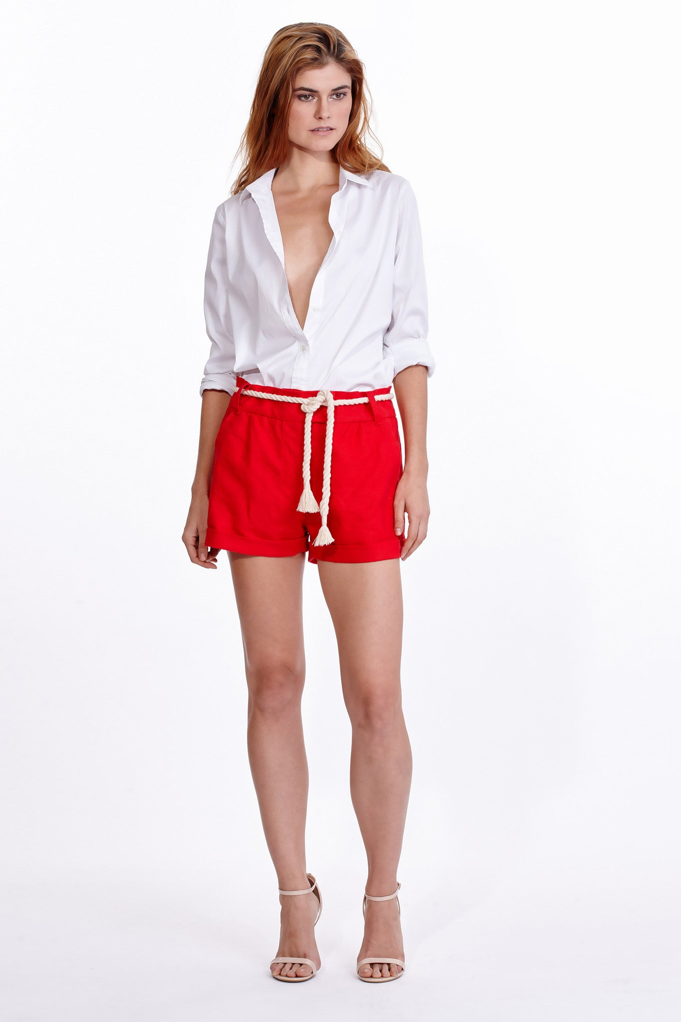 Rose Rope Shorts