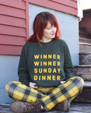 Sunday Dinner Unisex Crewneck