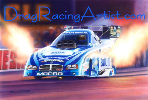 Drag Racing Art... FXs to Funny Cars