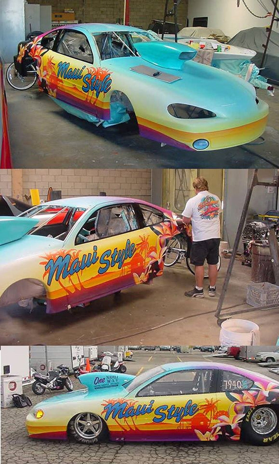 Drag Racing Paint Schemes, and Award Winning Graphic Design Services ...