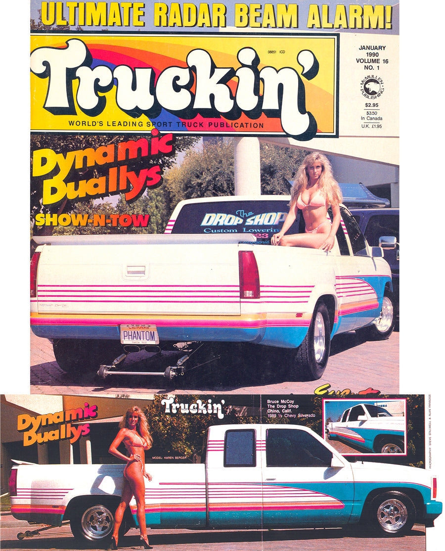 Drag race car paint schemes - Believe Or Not One Of My Most Influential Designs Came In 1990 From This Bruce Mccoy Owned Duelie That I Designed For Bruce S Drop Shop Store