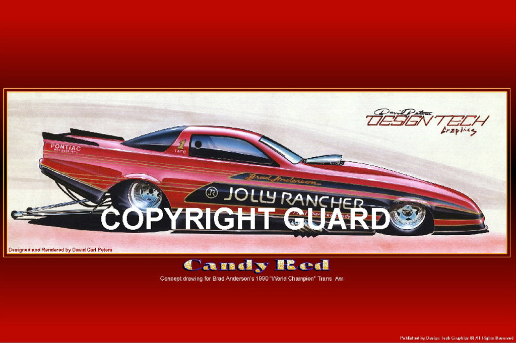 CANDY RED\