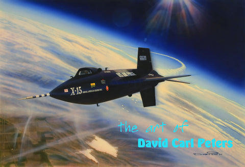 "X-15  ""Between Heaven and Earth"""