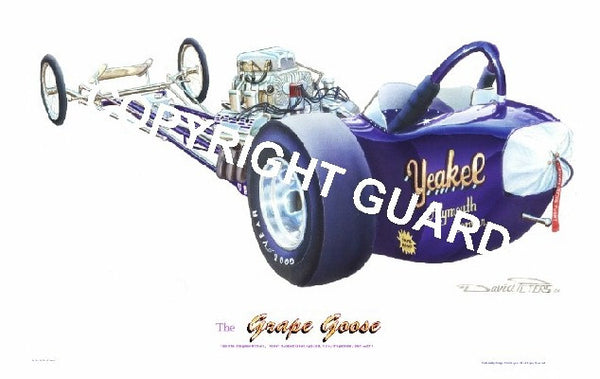 "The Grape Goose...1965 Baney-Garrison-McEwen ""Yeakel-Plymouth Special"""
