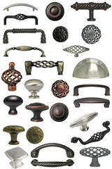Cabinet Knobs & Pulls