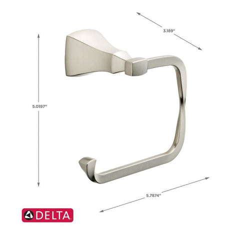 Delta Sawyer Tissue Holder Dimensions