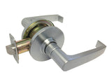Commercial Satin Chrome Passage Handle Lever - Style 58101SC