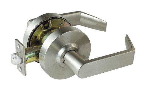 Commercial Satin Chrome Passage Heavy Duty Handle Lever - Style 58330SC