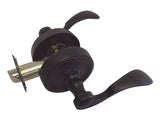 Dark Oil Rubbed Bronze Passage Handle Lever - Style 6300DBR